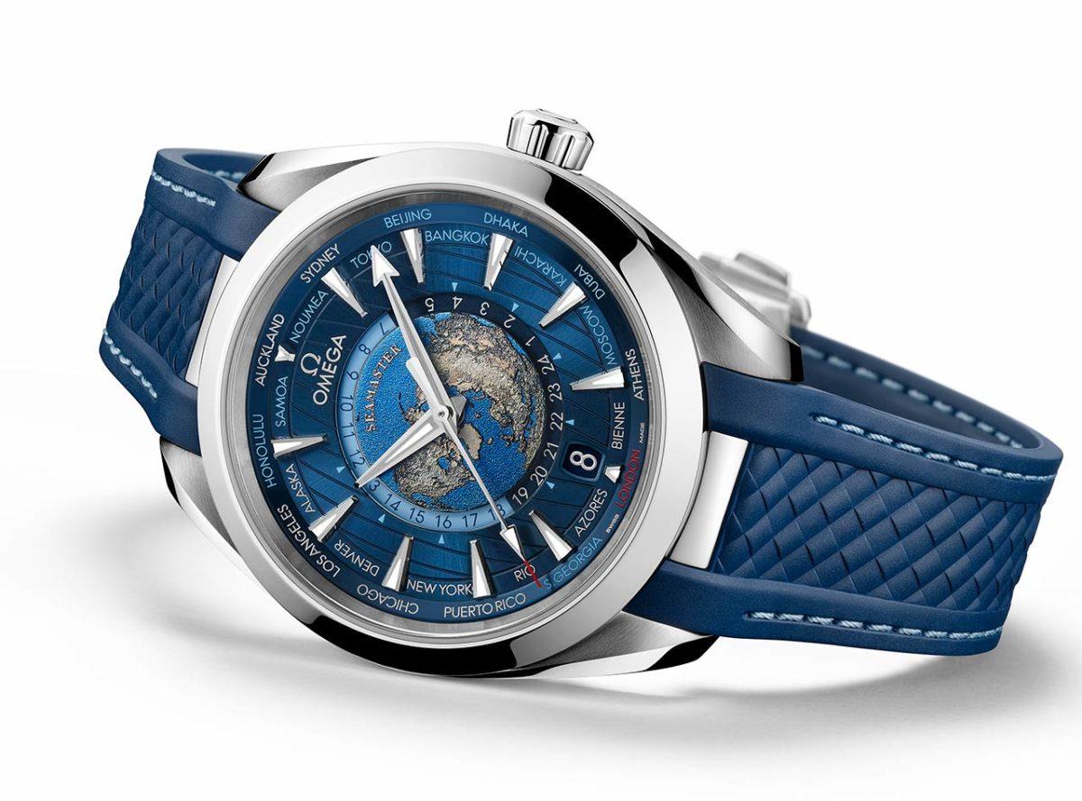 Omega Seamaster Aqua Terra Worldtimer 002