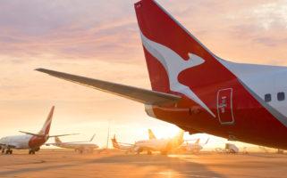 Qantas December Flights