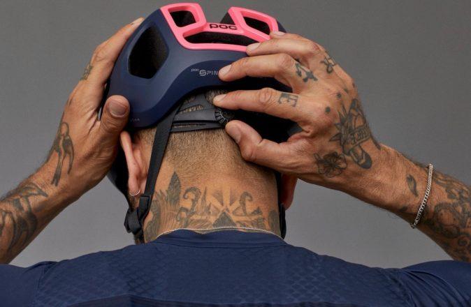 Rapha POC Helmet
