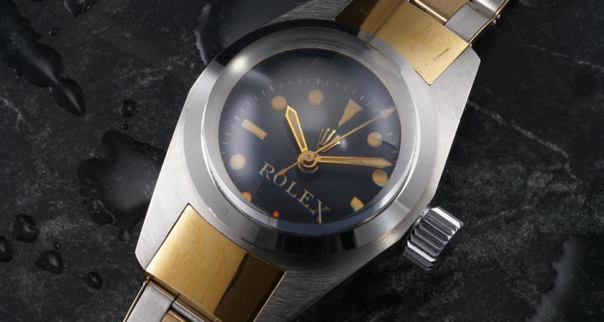 Rolex Deep Sea Special auction