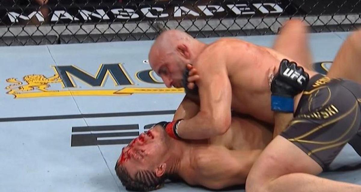 UFC 266 Alexander Volkanovski Brian Ortega 1