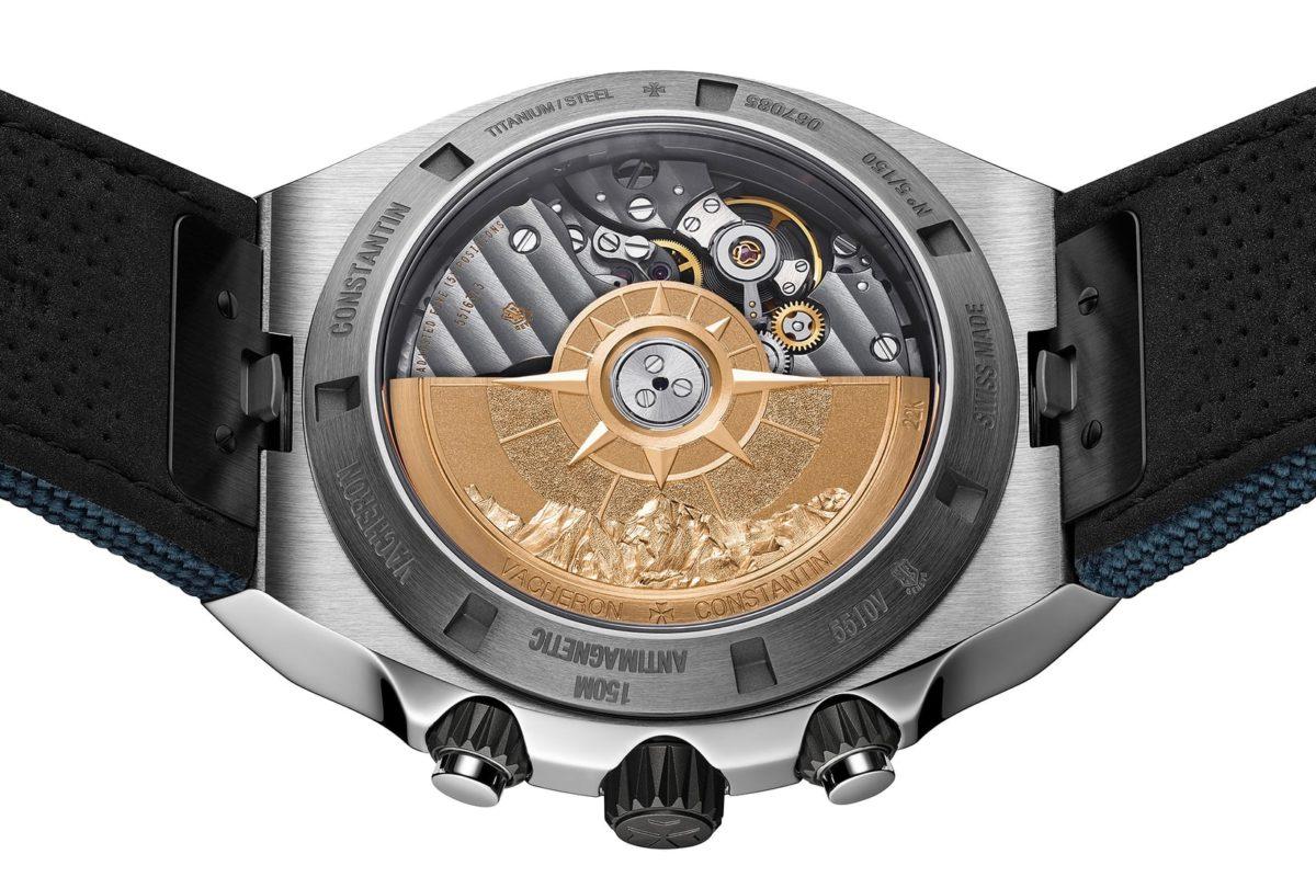 VC everest overseas titanium 1