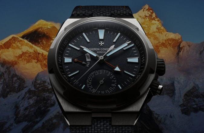 Vacheron Constantin Everest