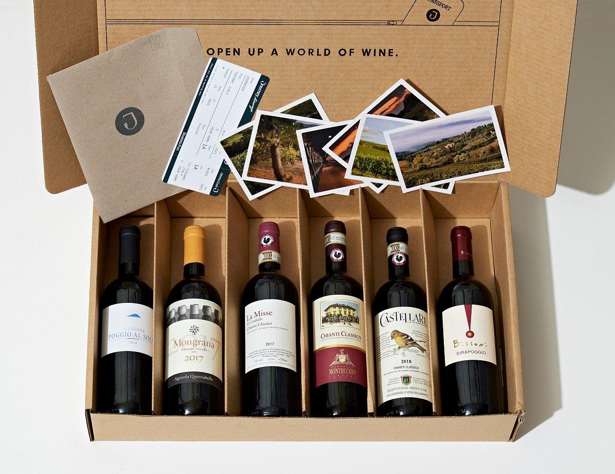 WJ Journey Packaging Tuscany Cut