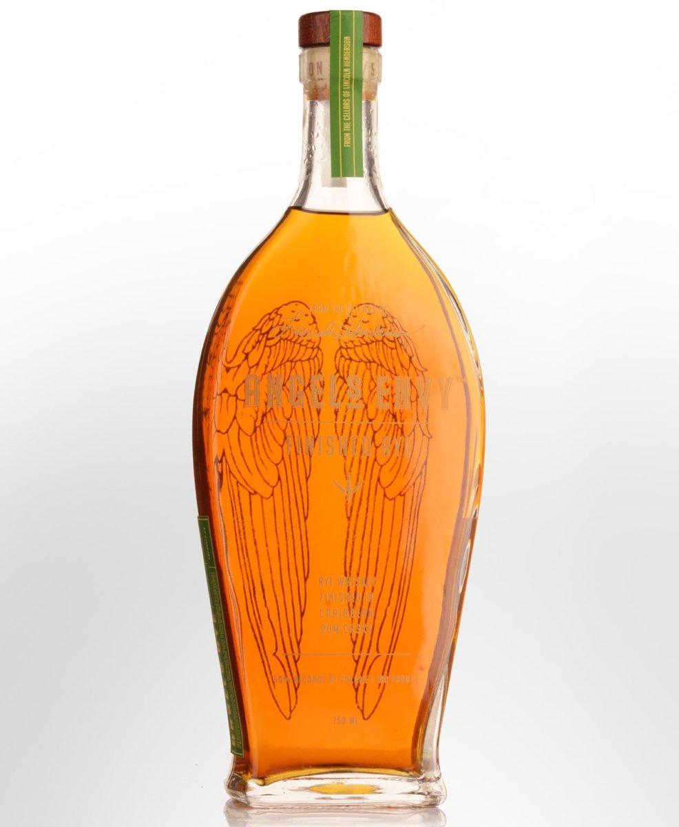 angels envy rye whiskey