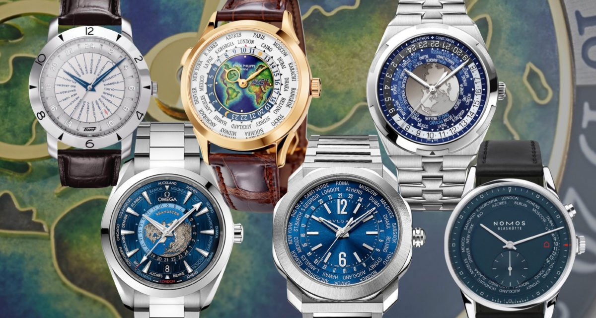 best world time watches