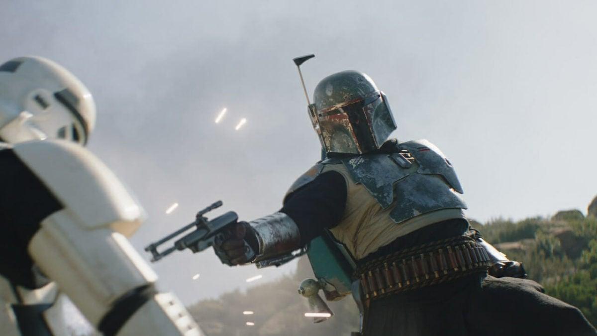 Star Wars The Book Of Boba Fett Release Date December 2021