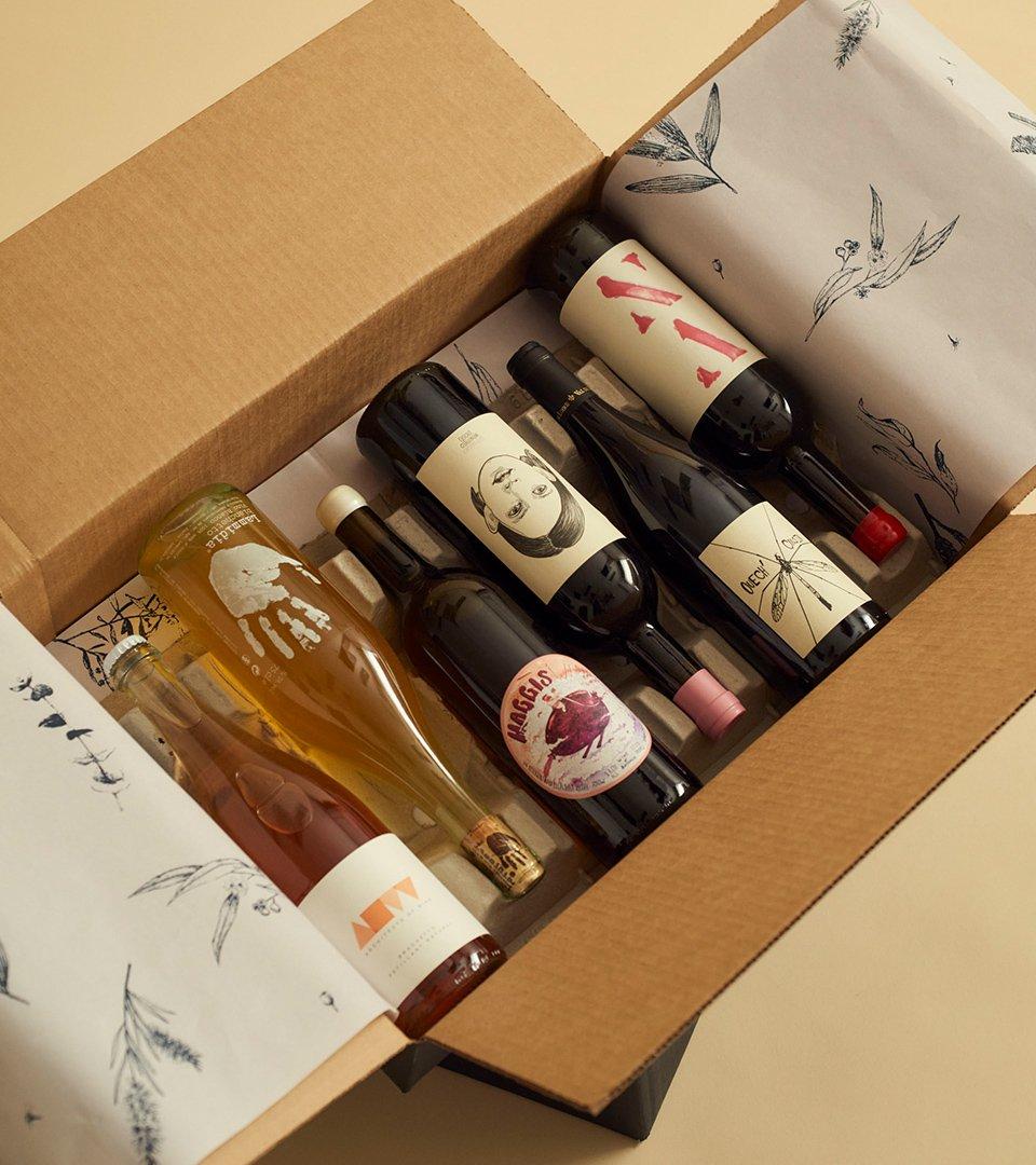 borough box wine