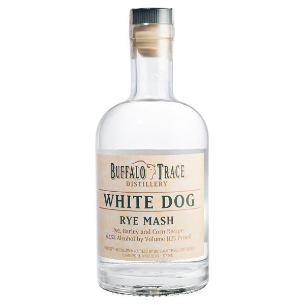 buffalo trace white dog rye mash