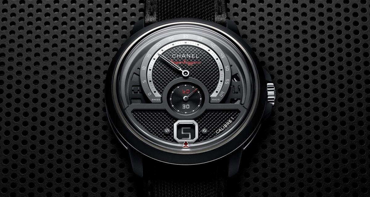 Chanel Monsieur Superleggera Edition