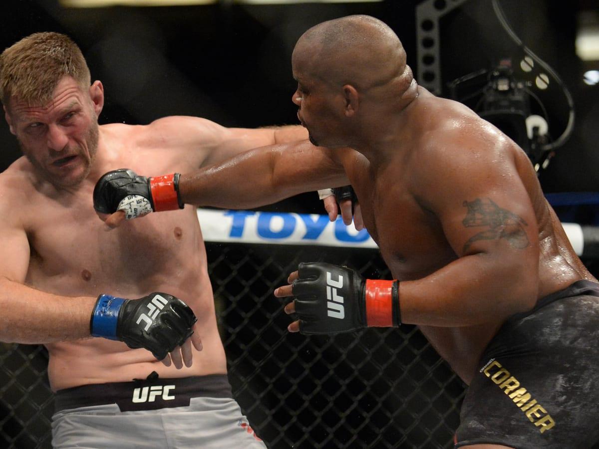 Warrior TV series Warriors Gavin O'Connor - UFC Daniel Cormier Bobby Watkins