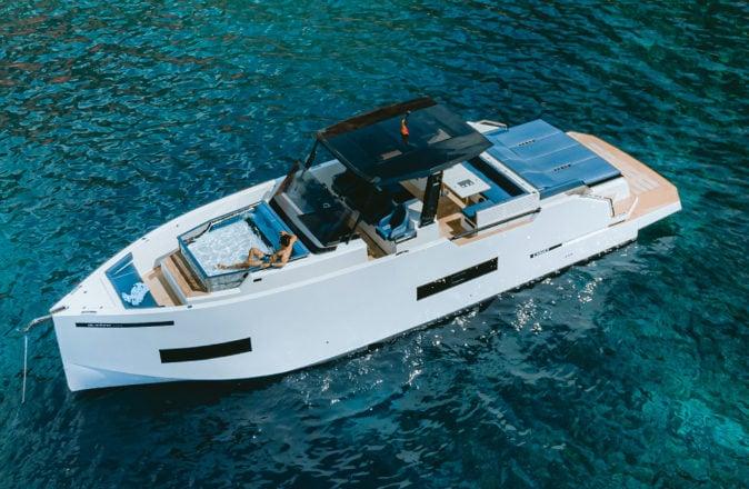 de antonio d50 open hot tub hero first look new boats