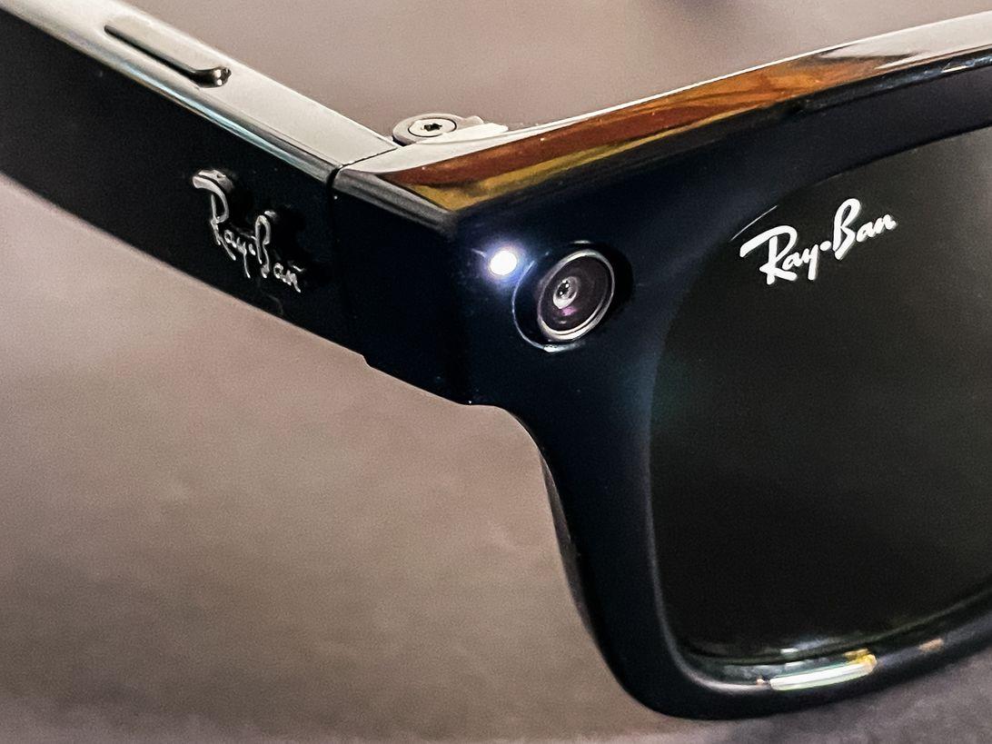 facebook ray ban stories sunglasses