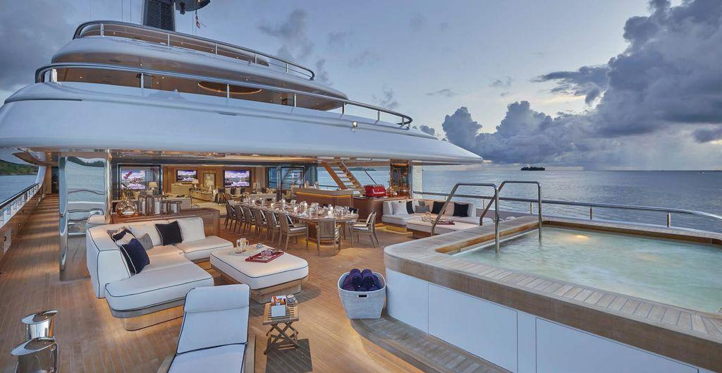 IJE Superyacht for sale