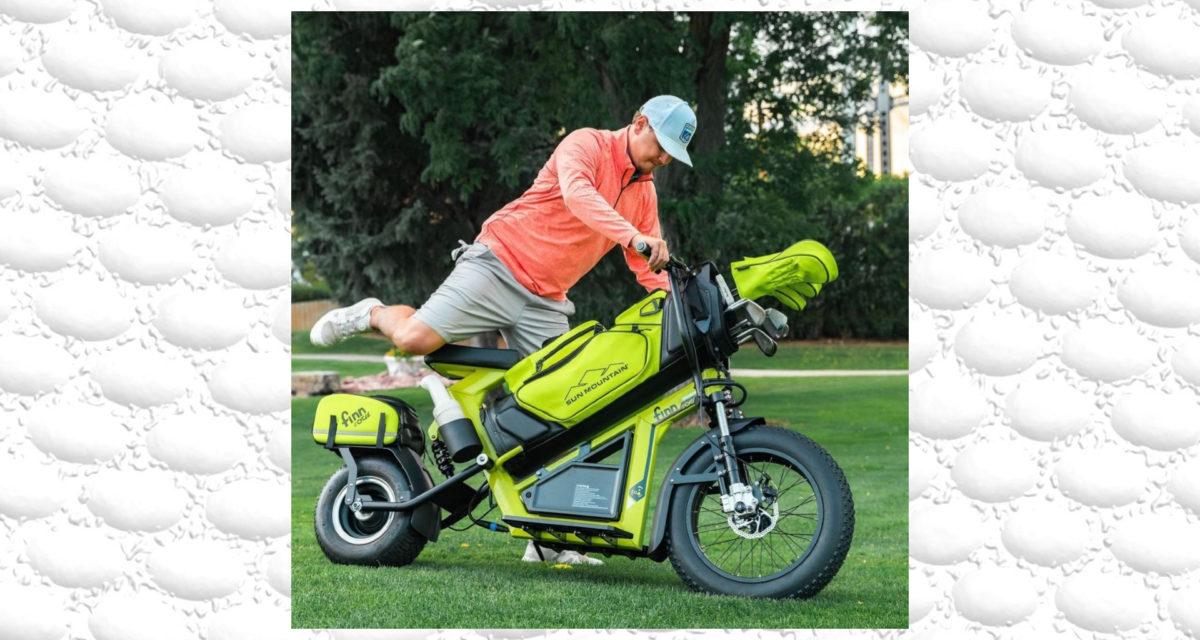 finn scooters cycle golf fairway flex 1