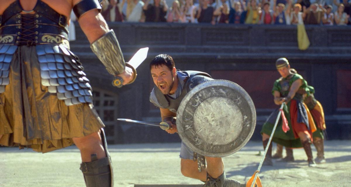 gladiator 2 sequel ridley scott being written ready to shoot