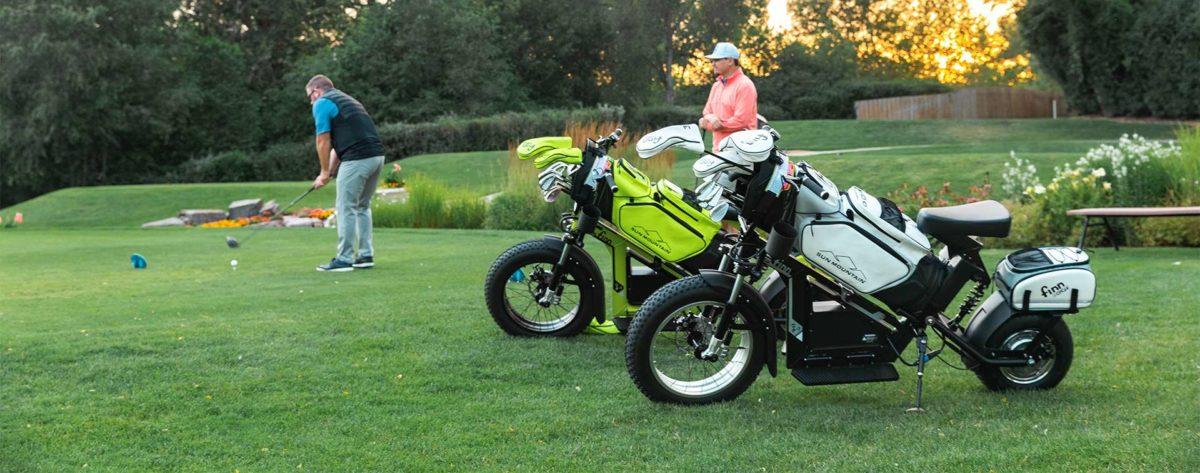 finn cycle golf bike