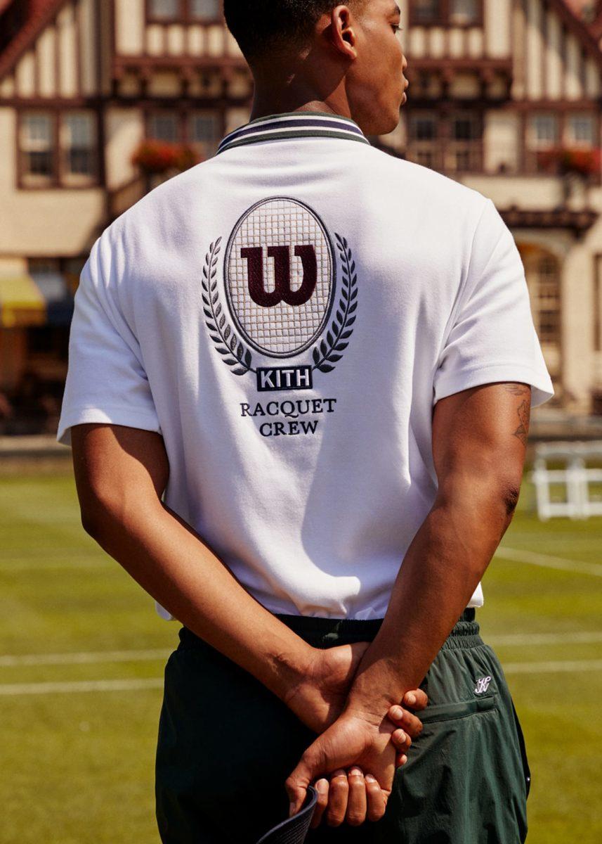 KITH Wilson tennis