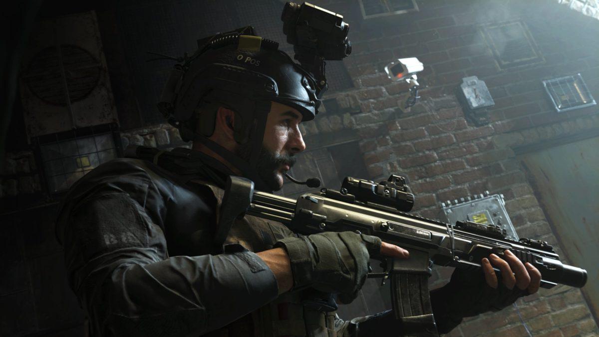 Call Of Duty Modern Warfare 2 remake 2022 - infinity ward
