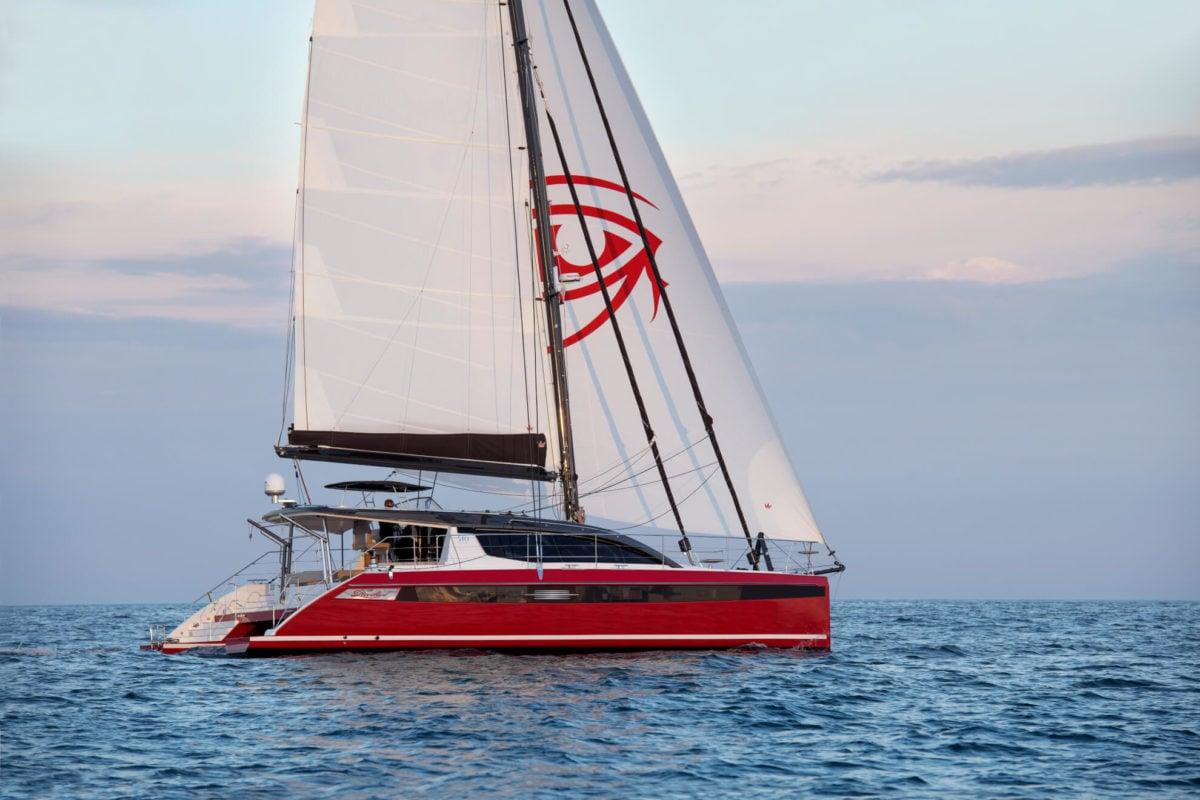 Privilege 510 Catamaran