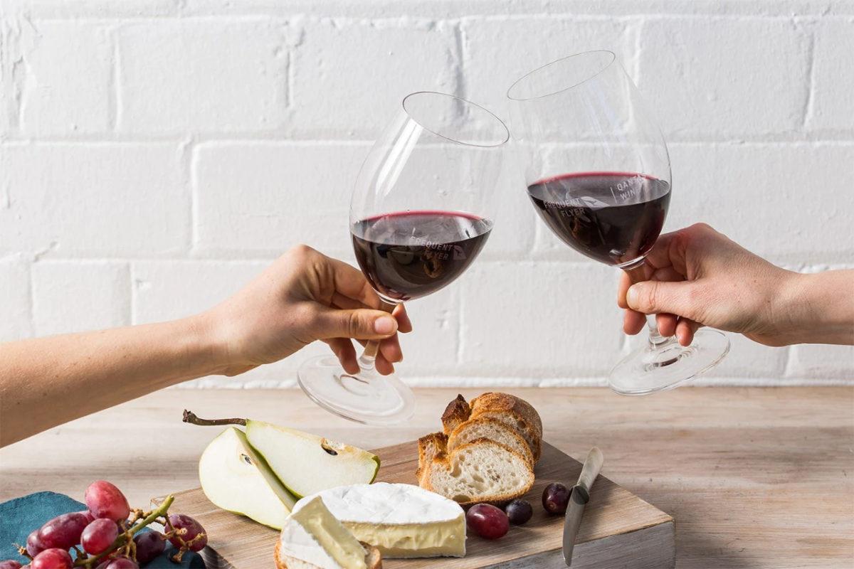 qantas wine club