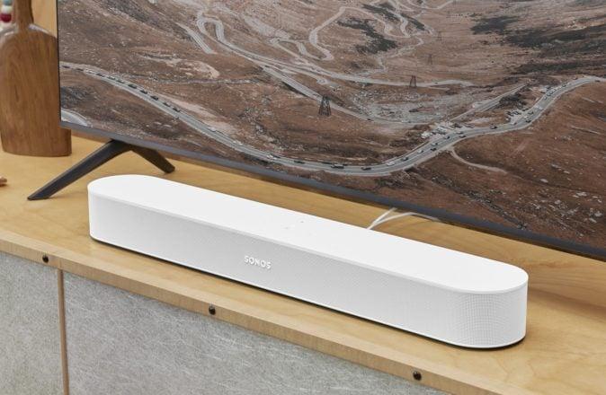 Sonos has announced the Sonos Beam (Gen 2) coming in October