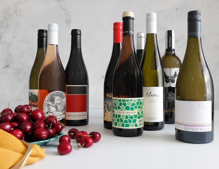 the weekly drop wine