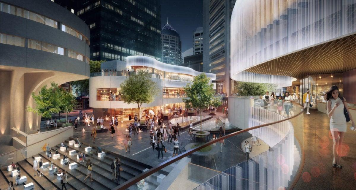 25 Martin Place 170 Million Sydney Dining Precinct Opens In 2022
