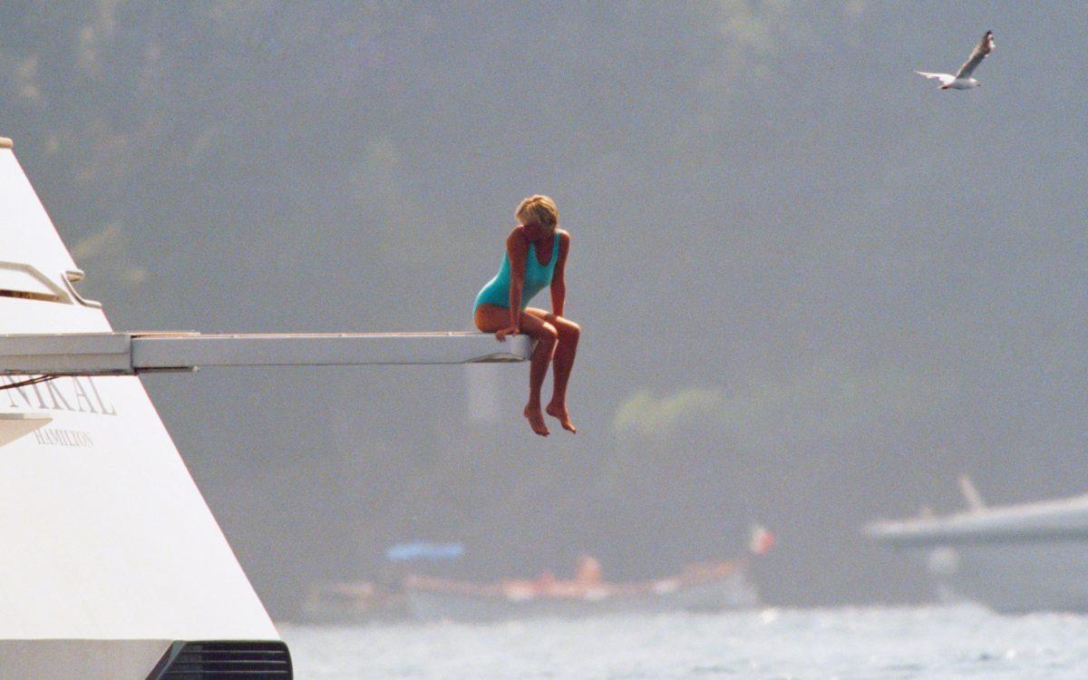 Diana yacht St Tropez