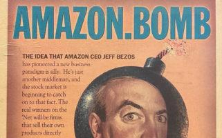 Jeff Bezos Amazon Fail Article Barrons