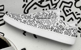 Reebok Keith Haring