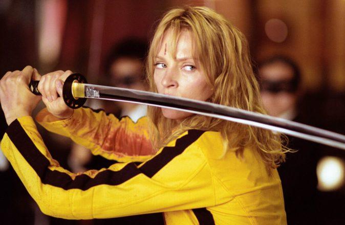 Kill Bill 3 Uma Thurman Quentin Tarantino