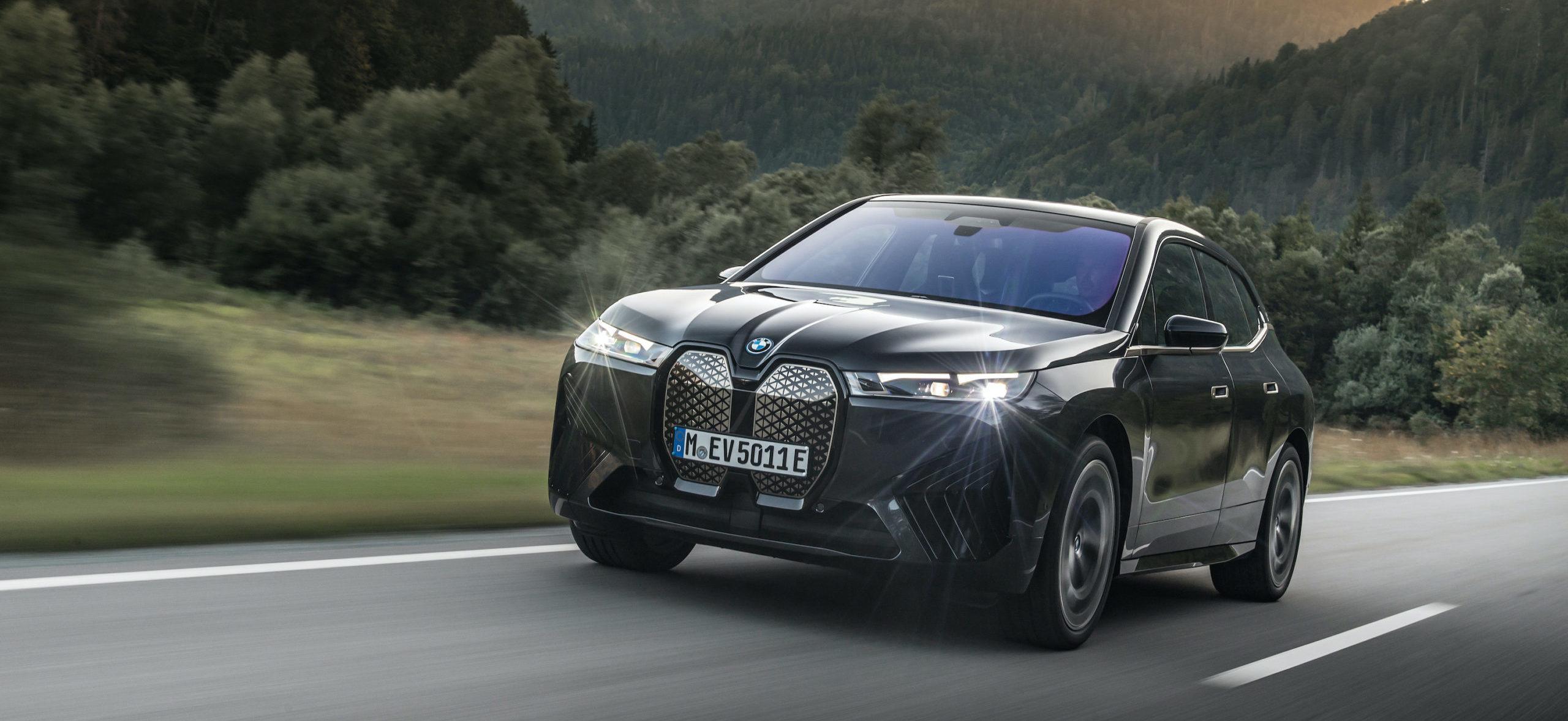 EV Glossary BMW