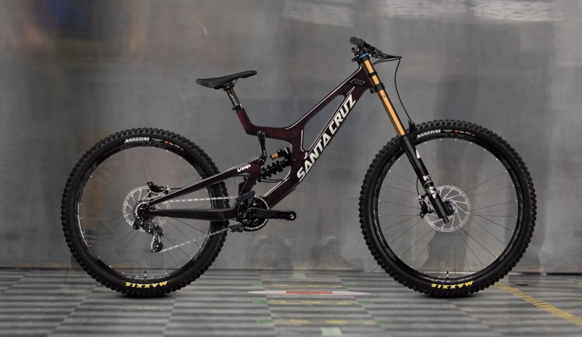 Santa Cruz V10 Carbon 29 X01