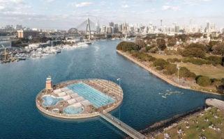 Sydney Harbour Floating Pools Andrew Burges Architects City of Sydney 1
