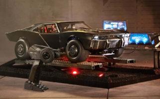 The Batman Hot Wheels Batmobile R/C
