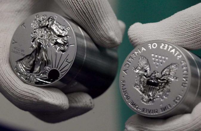 Trillion Dollar Coin Platinum