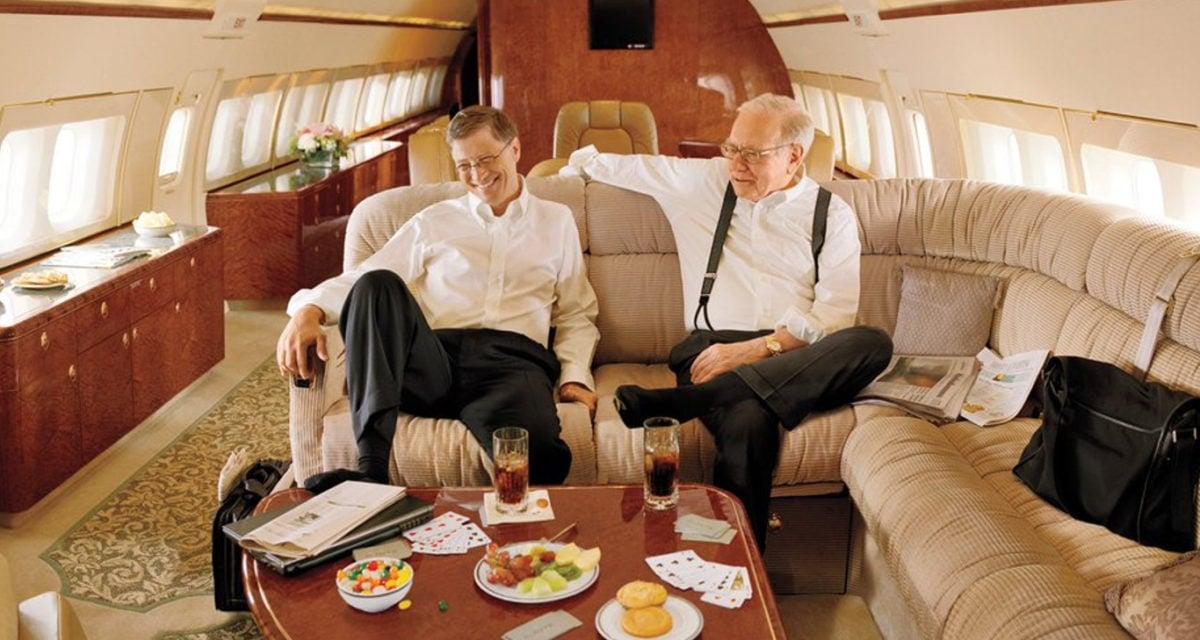 Warren Buffett Private Jet