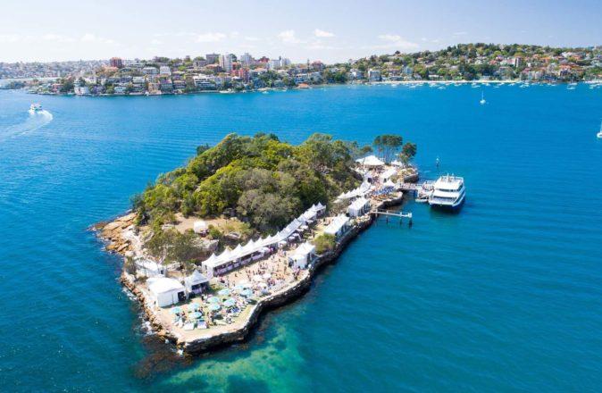 Wine Island Sydney 2022