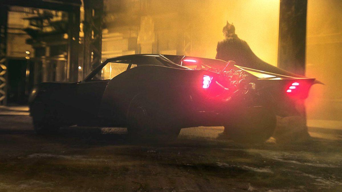 The Batman Masterpiece Andy Serkis - Batmobile