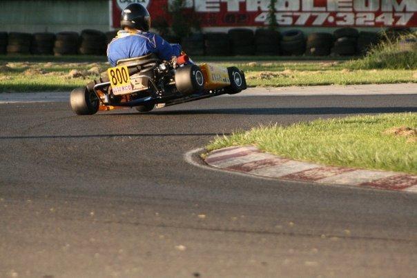 indy 800 go karting