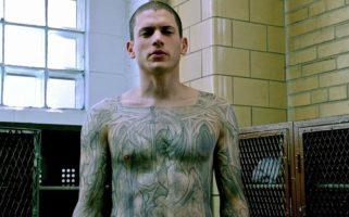 prison break tatttoos